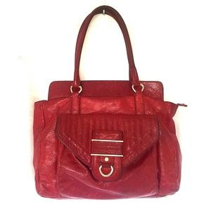 Rebecca Minkoff Lipstick Illy Tote Shoulder Bag